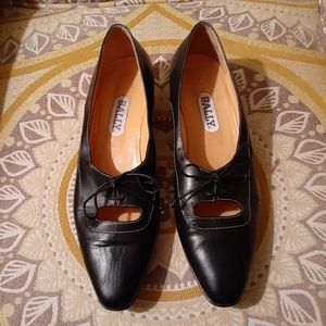 Vintage  Bally leather shoes
